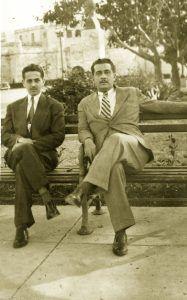 García Vega y Lezama en La Habana.