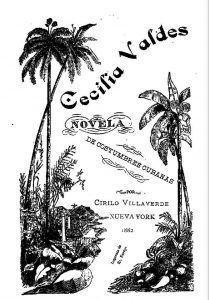 Cecilia Valdés 1882 portada e1511997142535   Rialta