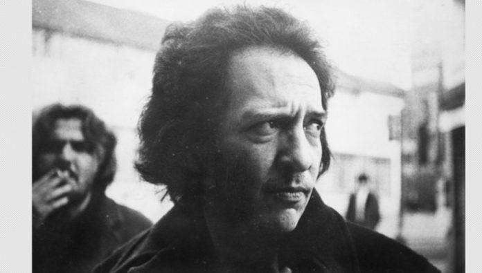 Sergio Pitol en los años sesenta.