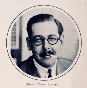 Alberto Lamar Schweyer