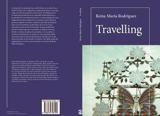 Cubierta Travelling, de Reina María Rodríguez - pliegos