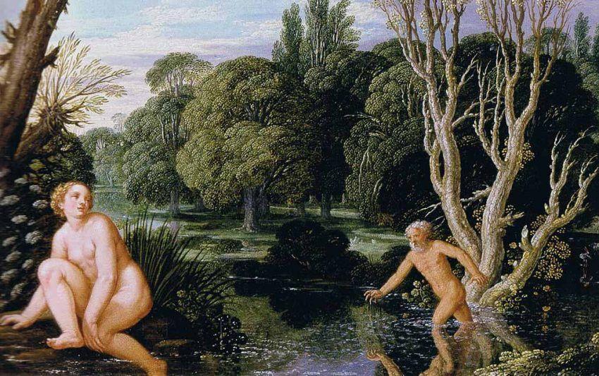 Alpheus and Arethusa' Johann König 1586 1642 1610s | Rialta