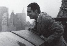 Italo Calvino en Nueva York, 1959