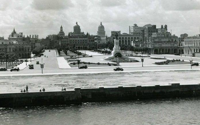 La Habana vista desde la entrada de la bahía
