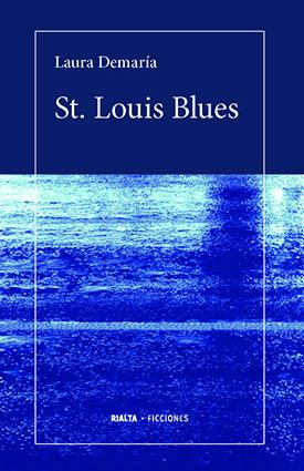 Cubierta St. Louis Blues, de Laura Demaría