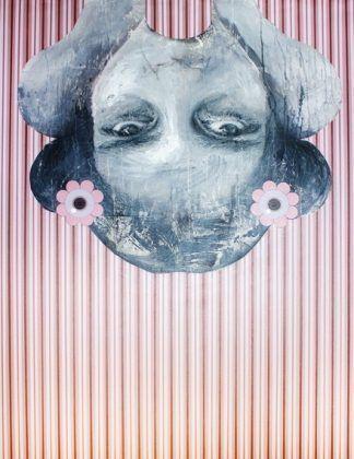 Striped Bedroom' 2016 | Rialta