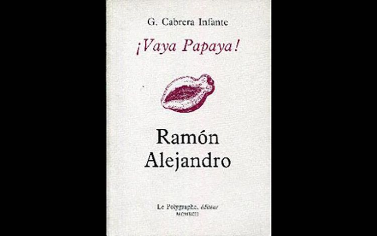 23 Ramón Alejandro ilustrador 'Vaya Papaya' 1992   Rialta