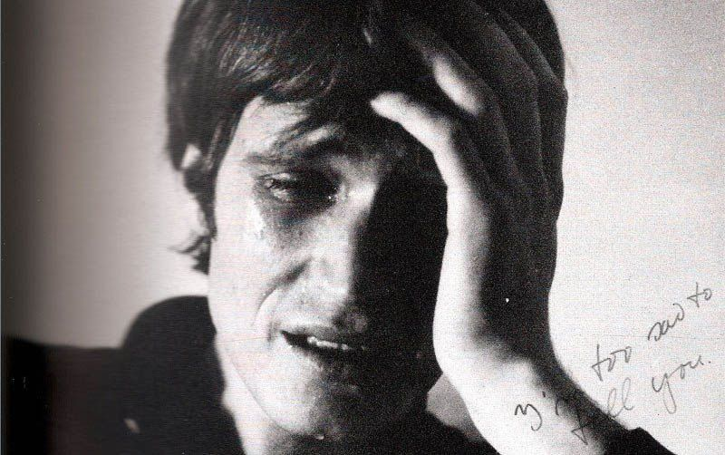 Bas Jan Ader 'I'm too sad to tell you' 1970   Rialta