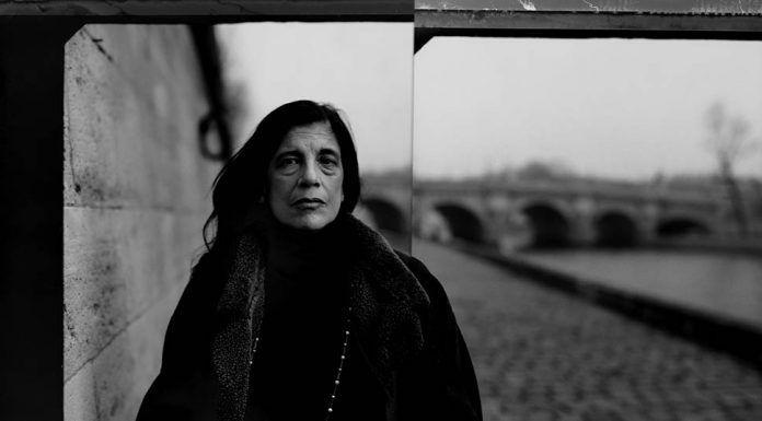 Susan Sontag Paris 2002. Fotografía Annie Leibovitz detalle   Rialta