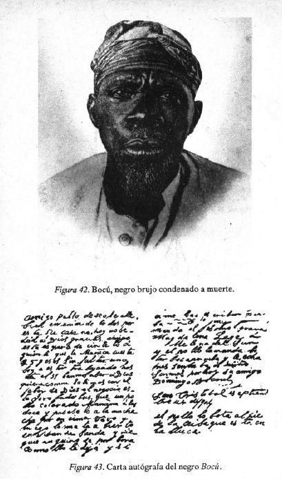 Bocú negro brujo condenado a muerte | Rialta