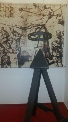 La cuna de Judas instrumento medieval de tortura Museo de Praga imagen cortesía del autor 5   Rialta