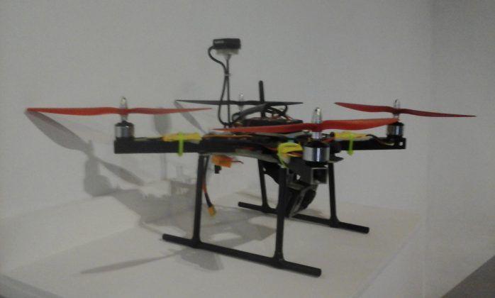 AlaSoluciones Cuadróptero Drone   Rialta