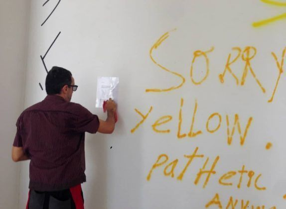 Ezequiel Suárez Sorry I´m yellow…   Rialta