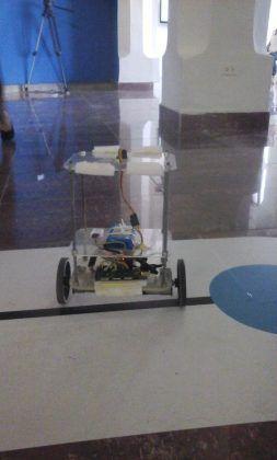 José A. Concepción Robot autobalanceado   Rialta