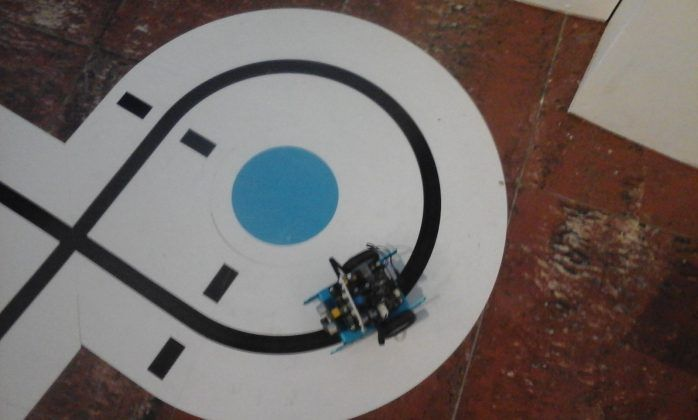 Robostem Academy y GRM CUJAE Robótica educativa   Rialta