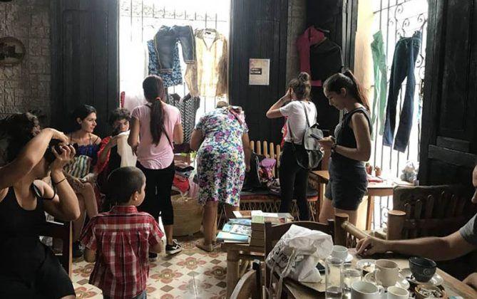 Venta de garage de La Manada en La Habana 1 | Rialta