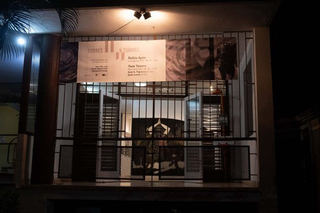 01. Exposición Torres y tumbas. Estudio Figueroa Vives y Embajada de Noruega | Rialta