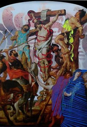 De la serie ʽEl mundo de los museos' ʽCielo blanco entre dos ladrones' sobre ʽCristo crucificado entre dos ladrones' de Rubens | Rialta