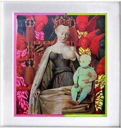 De la serie ʽEl mundo de los museos' ʽLos ángeles rojos de Juan' sobre ʽVirgen con niño y ángeles' de Jean Fouquet | Rialta