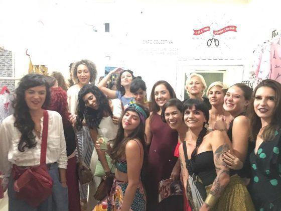 Diseñadoras cubanas en Tela de donde cortar | Rialta