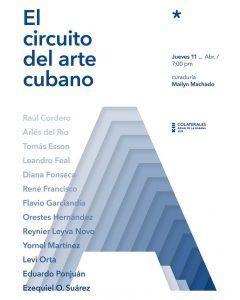 El circuito de arte cubano exposición | Rialta