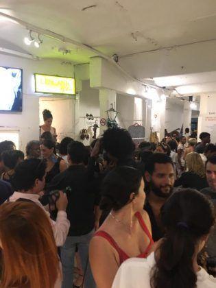 Inauguración de Tela donde cortar en la Fábrica de Arte Cubano | Rialta