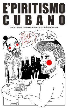 Portada de la plataforma Epiritismo Cubano Robertiko Ramos | Rialta