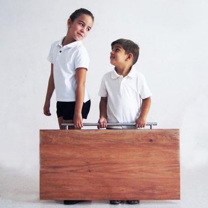 Prototipo de mesa Albor Arquitectos | Rialta