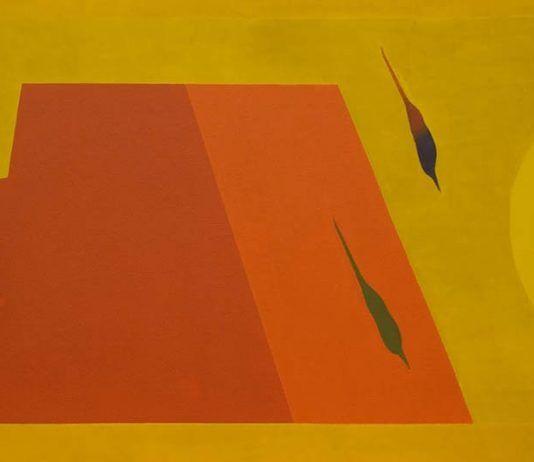 Jagdish Swaminathan 'Untitled' 1986 1987 NATIONAL GALLERY OF MODERN ART INDIA | Rialta