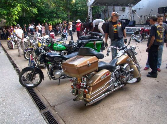 Operación Harleys 2010 | Rialta