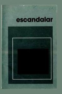 escandalar 1978 vol1 n1.pdf 1 thumb | Rialta