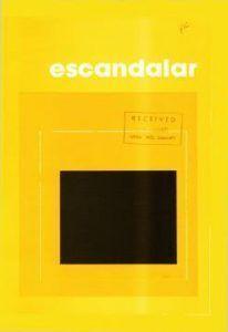 escandalar 1979 vol2 n2.pdf 1 thumb | Rialta