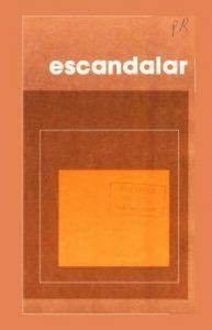 escandalar 1981 vol4 n3.pdf 1 thumb | Rialta