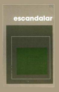 escandalar 1981 vol4 n4.pdf 1 thumb | Rialta