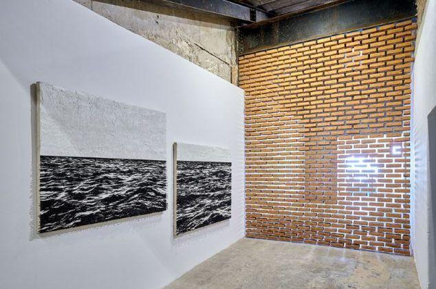 Vista de la exposición en Galería Arte Continua 2020 Foto Néstor Kim2 | Rialta