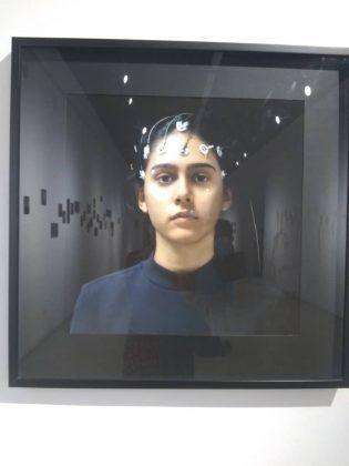 Autorretrato' 2020 impresión digital 60 x 60 cm | Rialta