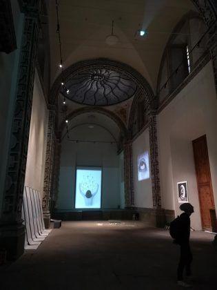 Viven del cariño' 1994. Vista interior de la exposición en el museo Ex Teresa Arte Actual | Rialta