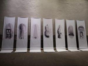 De la serie 'Apariciones tangibles' Marta María Pérez Bravo 2013. Vista interior de la exposición 'Un símbolo es una verdad' en el museo Ex Teresa Arte Actual de la Ciudad | Rialta