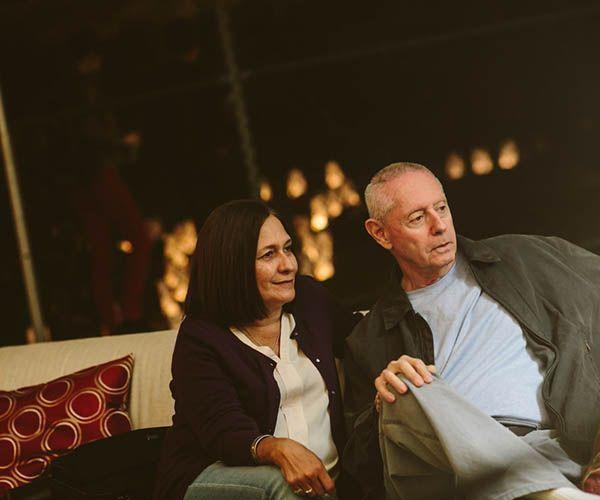 José Kozer con Reina María Rodríguez | Rialta