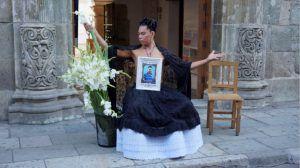 Performance 'Buscando a Bruno' en el marco de la acción 'Quien busca encuentra' | Rialta