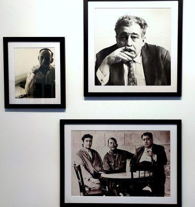 Virgilio Piñera José Lezama Lima y Julio Cortázar fotografiados por el Chinolope | Rialta
