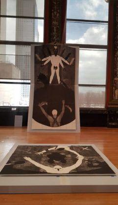 Vista de la exposición 'Nkame' de Belkis Ayón en el Chicago Cultural Center2 | Rialta