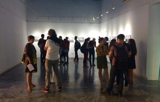 Vista de la exposición 000000 en la Fototeca de Cuba 2 | Rialta