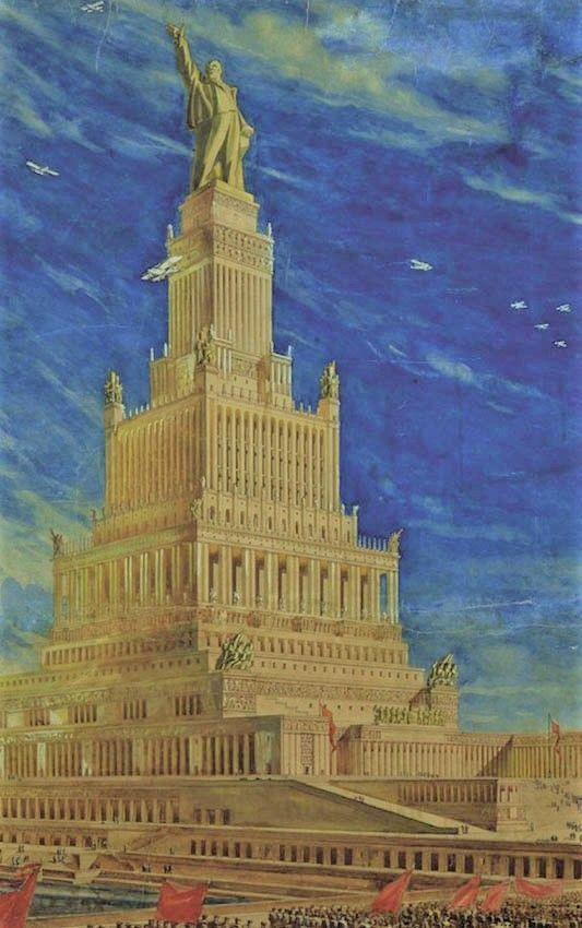 palacio soviets | Rialta