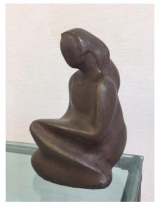 Penélope' Aramís Justiz 2018 bronce | Rialta