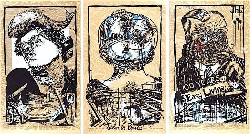 Art in a State of Grace Hope Siege 1988 | Rialta