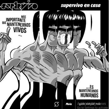 Ilustración de Mola @edel rodriguez mola 1 | Rialta