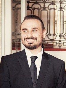 Luca Giuseppe Cubisino director artístico de AmiCa y organizador principal de StayHome International Piano Competition   Rialta