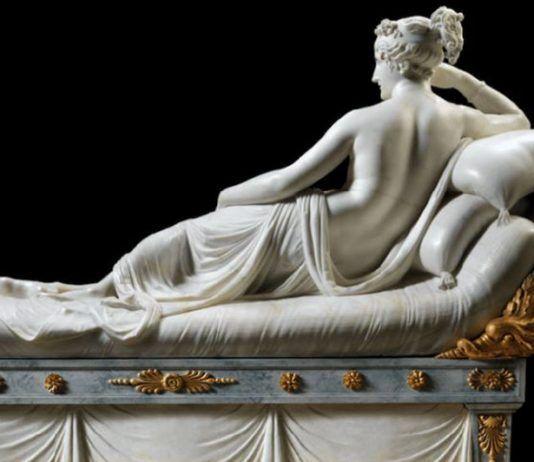 Venus Victrix Antonio Canovas   Rialta