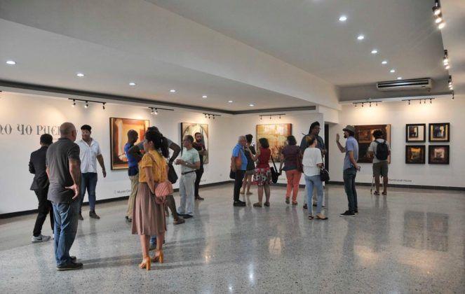 Vista de la exposición 'Como yo puedo' en Galería Galiano FOTO Maité Fernández Barroso4 | Rialta